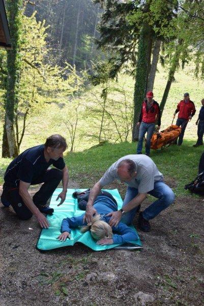 Verletztenversorgung 1