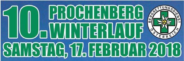 Prochenberg Winterlauf 2018